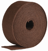 Scotchbrite Type Abrasive Fleece Roll