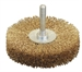 Spindle Mounted Wire Brush Wheel