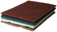 Nonwoven abrasive hand pad selection.